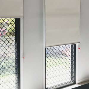 Burpengary East Cloud Blockout Roller Blinds
