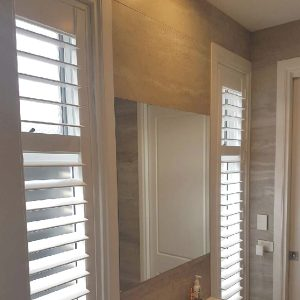 Lavish Tall Custom Plantation Shutters